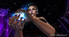 spell on you (sryel90) Tags: elise emotions 7deadlyskins goth1c0 catwa maitreya witch spell fantasy