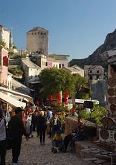 Kujundžiluk (sfryers) Tags: oldtown historic city street market shops architecture cobblestones kujundžiluk bosnia herzegovina bosnaihercegovina smc pentaxfa 35mm 12