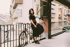 https://www.facebook.com/kakufoto/ (カク チエンホン) Tags: fujifilm contax girl g2 g45 portrait people taiwan taipei