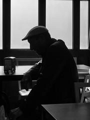 sadness (Francisco (PortoPortugal)) Tags: 1082019 20190502fpbo9442edit blackandwhite pretoebranco monochrome monocromático bw nb pb pessoas people interiores indoors silhuetas silhouettes contraluz backlight