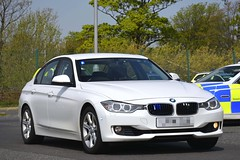 Unmarked Traffic Car (S11 AUN) Tags: police scotland bmw 330d auto saloon unmarked anpr video traffic car rpu trpg trunkroadspatrolgroup roads policing unit 999 emergency vehicle udivision