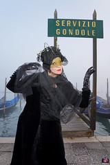 QUINTESSENZA VENEZIANA 2019 830 (aittouarsalain) Tags: venise venezia carnevale carnaval costume masque gondola gondole