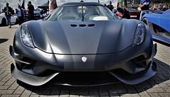 (Uno100) Tags: koenigsegg regera black matt super car sunday 2019 tt circuit assen netherlands back front wheels race track hypercar spotting carspotting spotter crazy rs swedish