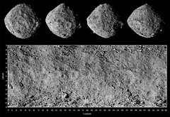 OSIRIS-REx Global View(s) Bennu (TerraForm Mars) Tags: osirisrex bennu vimāna ancientconstruct nasa esa jpl