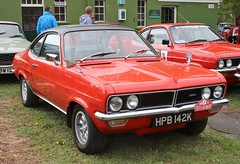HPB 142K (2) (Nivek.Old.Gold) Tags: 1971 vauxhall firenza 1800 coupe