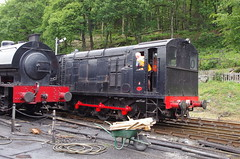 IMGP0276 (Steve Guess) Tags: lakeside haverthwaite steam railway cumbria england gb uk train lms diesel shunter wd lakedistrict