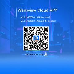 Wansview Cloud App 6.11 (Wansview) Tags: wansview wansviewapp wansviewcloudapp update scan qrcode
