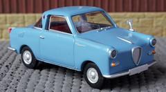 Goggo Coupé TS 250 Brekina H0 (willberghoff) Tags: 50s goggomobil brekina h0 187 modelcar touit32mm18 sonyalpha6400 a6400 ilce6400