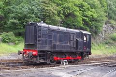 IMGP0277 (Steve Guess) Tags: lakeside haverthwaite steam railway cumbria england gb uk train lms diesel shunter wd lakedistrict