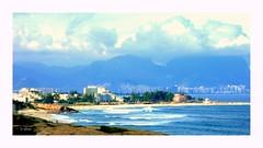 Pontal - Recreio dos  Bandeirantes e Barra da Tijuca (o.dirce) Tags: pontal recreiodosbandeirantes barradatijuca riodejaneiro brasil odirce mar montanhas prédios orla praia