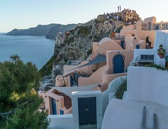 Oia, Santorini. (athanasakisgia) Tags: santorini oia greece