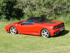 Ferrari 360 Spider Convertible Top (ck-cabrio_creativelabs) Tags: convertibletop manufactory padding cloth tensile germany carlover ckcabrio upholstery assembly hood softtop top cabriolet convertible ferrari red garage drivetastefully windshield car german 360