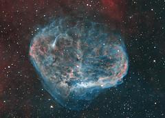 NGC6888 - Crescent Nebula_V1 (pete_xl) Tags: ngc6888