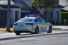 South Australia Police | Holden ZB Commodore (Fleet 735) (emergencyservicesadl) Tags: cops police sapol sapolice trooper policecar policeofficer holdencommodore
