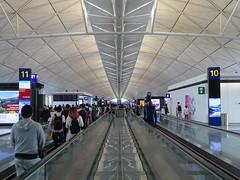 201905142 Hong Kong airport (taigatrommelchen) Tags: 20190522 china hongkong cheklapkok central perspective building airport hkg vhhh