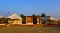 Luxury camping tents on Thar Desert (phuong.sg@gmail.com) Tags: adventure amazing background beautiful bonfire camp campfire camping couple dark day desert exposure family forest hiking holiday landscape lifestyle mountain nature near night outdoor people person rajasthan rest romantic sky starry summer sunny tent thar tourism tourist travel trip under universe vacation view way woods