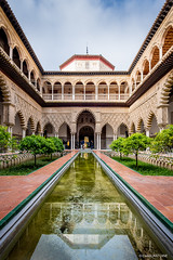 Real Alcázar de Sevilla (cedant1) Tags: realalcazarsevilla real alcazar sevilla séville andalousia andalousie spain espagne españa monument city citytrip palais palace nikon nikond750 afs1635f4 uwa