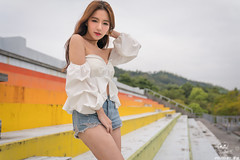 TOM04800 (HwaCheng Wang 王華政) Tags: gm 周盈欣 dora 中部 人像 外拍 md model portraiture sony a9 ilce9 2470 70200