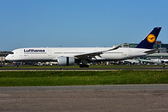 D-AIXH (Lufthansa) (Steelhead 2010) Tags: lufthansa airbus a350 a350900 yyz dreg daixh