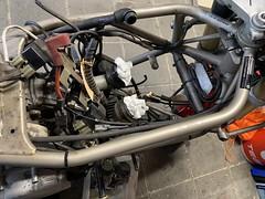 Ducati work