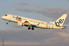 G-FBJC_02 (GH@BHD) Tags: gfbjc embraer erj erj175 be bee flybe regionaljet aircraft aviation airliner bhd egac belfastcityairport