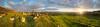 Ballymacdermot Court Tomb pano2 (backpackphotography) Tags: hdr pano panorama ballymacdermot courttomb ballymacdermotcourttomb backpackphotography armagh ireland megalithic ancient stones landscape sunset