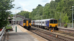 IMG_7088 (Bob J B) Tags: buxton class150 northernrail 150224 150150
