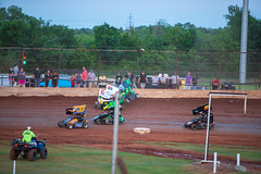 IMG_9949 (✈ Joe's Pictures & Stuff ✈) Tags: dirttrackracing openwheelracing powri i44riversidespeedway