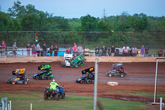 IMG_9952 (✈ Joe's Pictures & Stuff ✈) Tags: dirttrackracing openwheelracing powri i44riversidespeedway