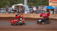 IMG_9928 (✈ Joe's Pictures & Stuff ✈) Tags: dirttrackracing openwheelracing powri i44riversidespeedway