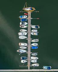 Yacht Club | Kaunas aerial #161/365
