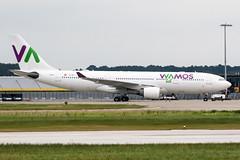 EC-MTT (PlanePixNase) Tags: aircraft airport planespotting haj eddv hannover langenhagen wamos airbus 330200 a332 330