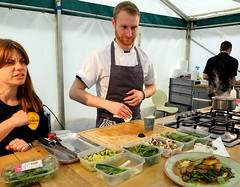 Cooking demo by Chef Matt Leivers at York Food Festival 2019 - 15 (Tony Worrall) Tags: show york cooking demo scenery yorkshire north cook scene east event chef annual update eastern northyorkshire yorks cookingdemo yorkshirephotos starinnthecity mrp'scurioustavern yorkfoodfestival2019 mattleivers uk greatbritain england man english make outside outdoors photo stream shoot tour open place shot dish britain sale country stock captured picture visit location area gb buy british capture sell caught item attraction instragram ilobsterit