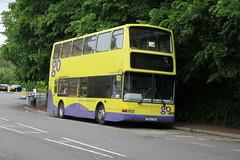 10905 20190611 Go-Coachhire, Otford Y825 TGH (CWG43) Tags: bus uk gocoachhire gocoach volvo b7tl plaxton londoncentral goaheadlondon pvl225 y825tgh