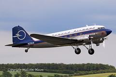 DOUGLAS C47 N25641 LEGEND AIRWAYS (shanairpic) Tags: propliner dc3 c47 li2 duxford normandy
