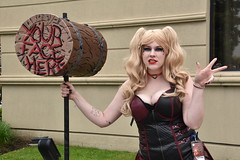 Harley Quinn (6 Photography) Tags: anime north toronto 2019 dc comics harley quinn
