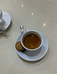 2019 Sydney: Coffee + Biscuit (dominotic) Tags: 2019 food biscuit coffee espresso foodphotography yᑌᗰᗰy coffeeobsession circle sydney australia