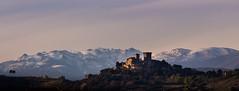 Castelo de Monterrei e Serra de San Mamede (narfreki) Tags: monterrei castle castelo castillo verín neve nieve snow mountains serra sierra mamede galicia ourense galiza