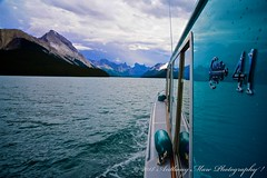 (anthonymaw) Tags: alberta banff canada jasper lake landscape mountains rockymountains tourism travel