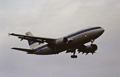 A6-KUD A310 Kuwait Airways LHR 19-06-93 (cvtperson) Tags: a6kud a310 kuwait airways london heathrow lhr egll