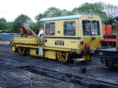 Plasser TASC 45 Track Maintenance Machine , DR 98500 at Wansford (andrewgooch66) Tags: classic vintage veteran heritage preserved steam diesel britishrailways exbr industrial foreign locomotive railcar engineers coaches wagons