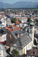 Kufstein (Neil Pulling) Tags: austria kufstein city österreich cityscape townscape tirol tyrol