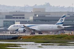El Al 787 (photo101) Tags: sfo 787 boeing