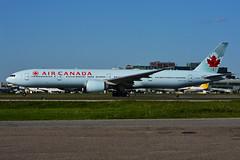 C-FNNW (Air Canada) (Steelhead 2010) Tags: aircanada creg yyz cfnnw b777 boeing b777300er