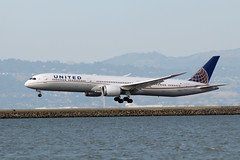 United Airlines 787-10 (photo101) Tags: sfo boeing n17002