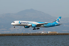 Frenchbee A350 (photo101) Tags: sfo airbus