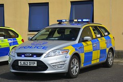 SJ62 DYP (S11 AUN) Tags: ford car scotland estate traffic police roads emergency strathclyde unit 999 mondeo rpu policing anpr sj62dyp udivision divisional drpu