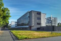 Bauhaus | Dessau | 2019 (gordongross) Tags: dessau bauhaus gropius bauhaus100