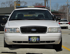 Gary Police Department (Evan Manley) Tags: garyindianapolicedepartment garypolicedepartment fordcrownvictoria policedepartment policecar indiana lawenforcement