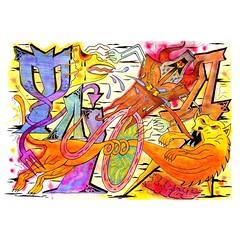 ЖИДКОСТЬ | FLUID (Misha Cvet) Tags: 1cvet mishacvet мишацвет artwork illustration digitalart art drawing artist sketch digital digitalpainting instaart draw design painting fanart digitaldrawing illustrator creative digitalartist